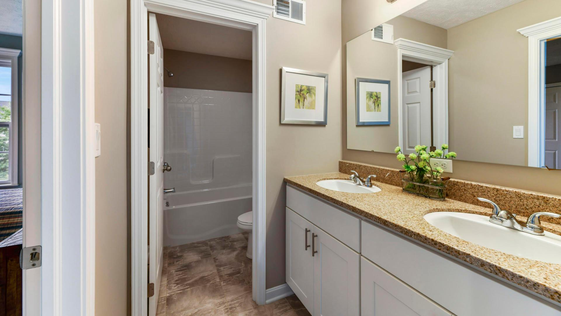 Bathroom featured in the Carlisle By Maronda Homes in Pittsburgh, PA