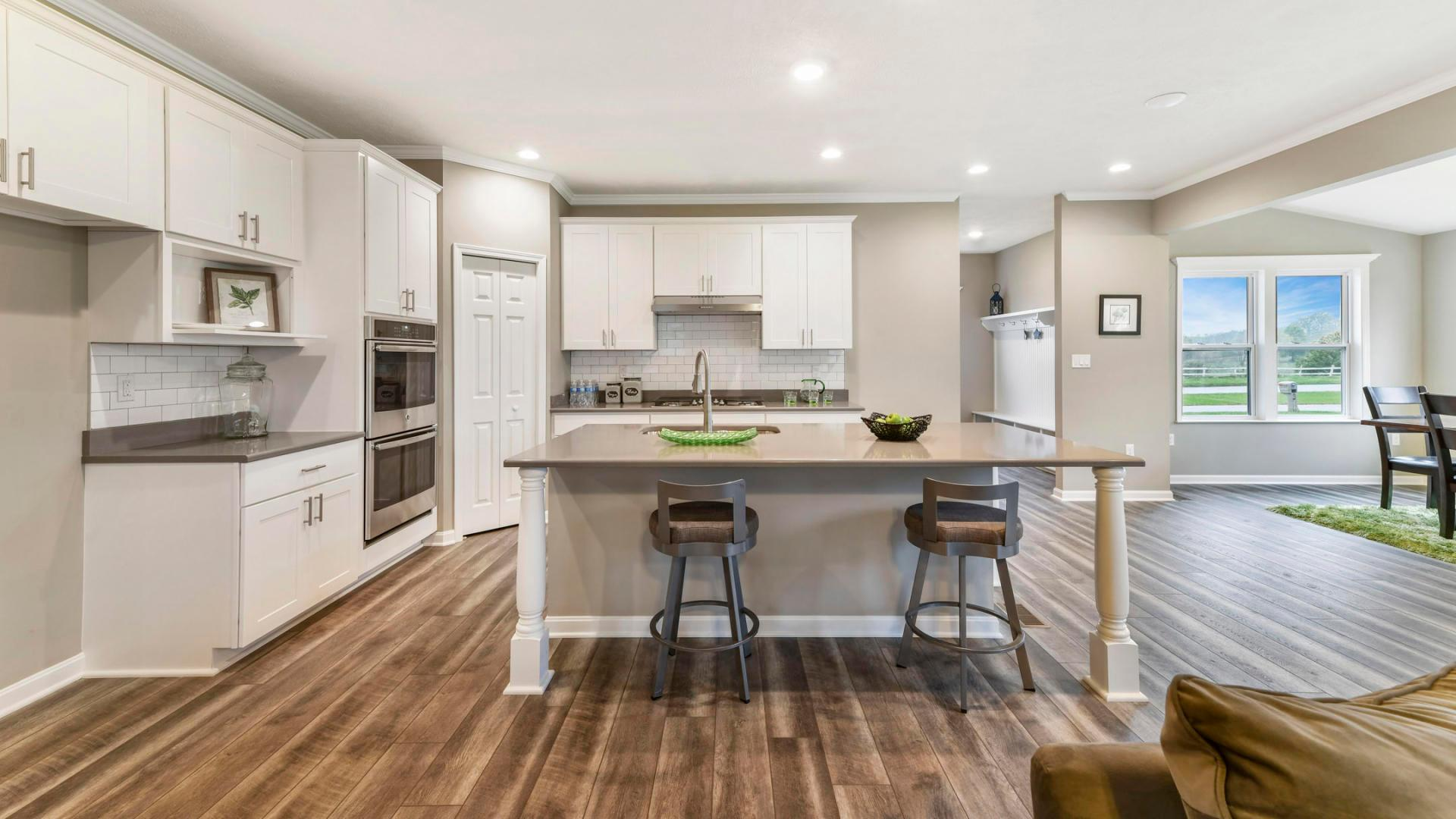 Kitchen featured in the Carlisle By Maronda Homes in Pittsburgh, PA