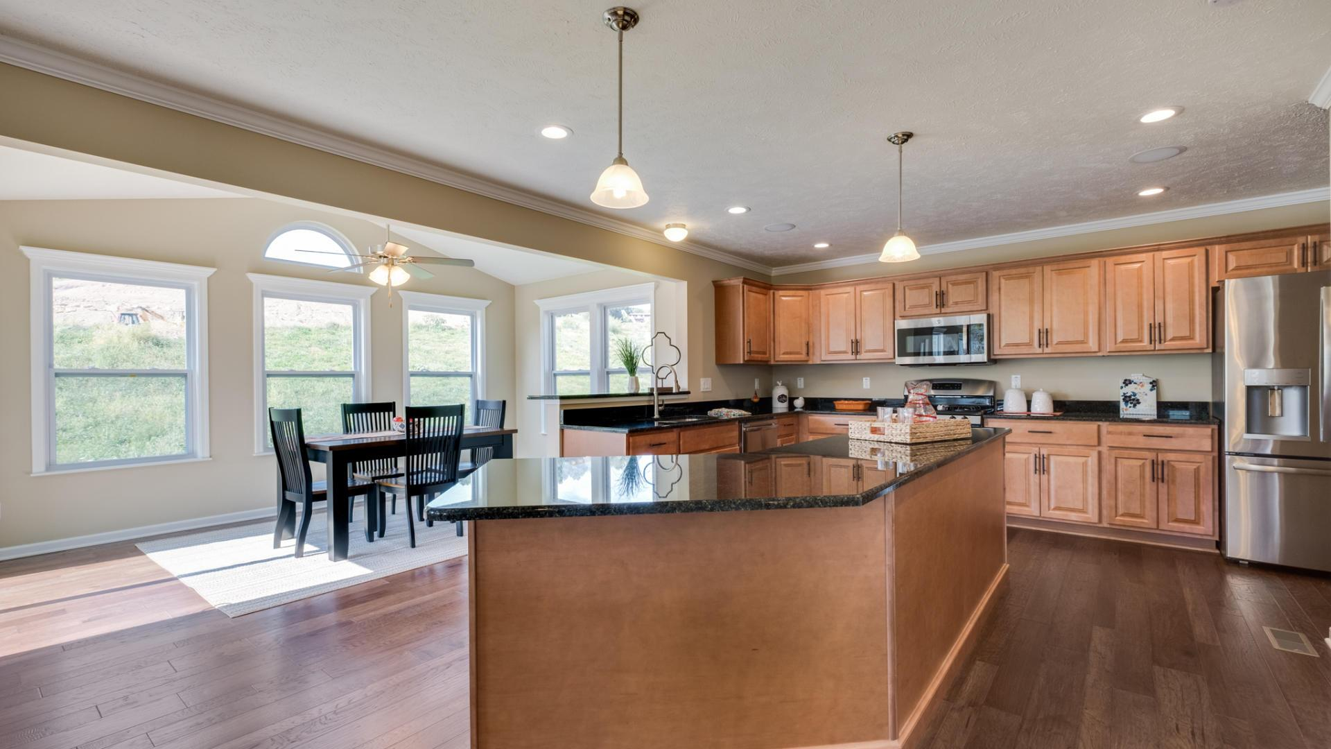 Kitchen featured in the Boston By Maronda Homes in Pittsburgh, PA