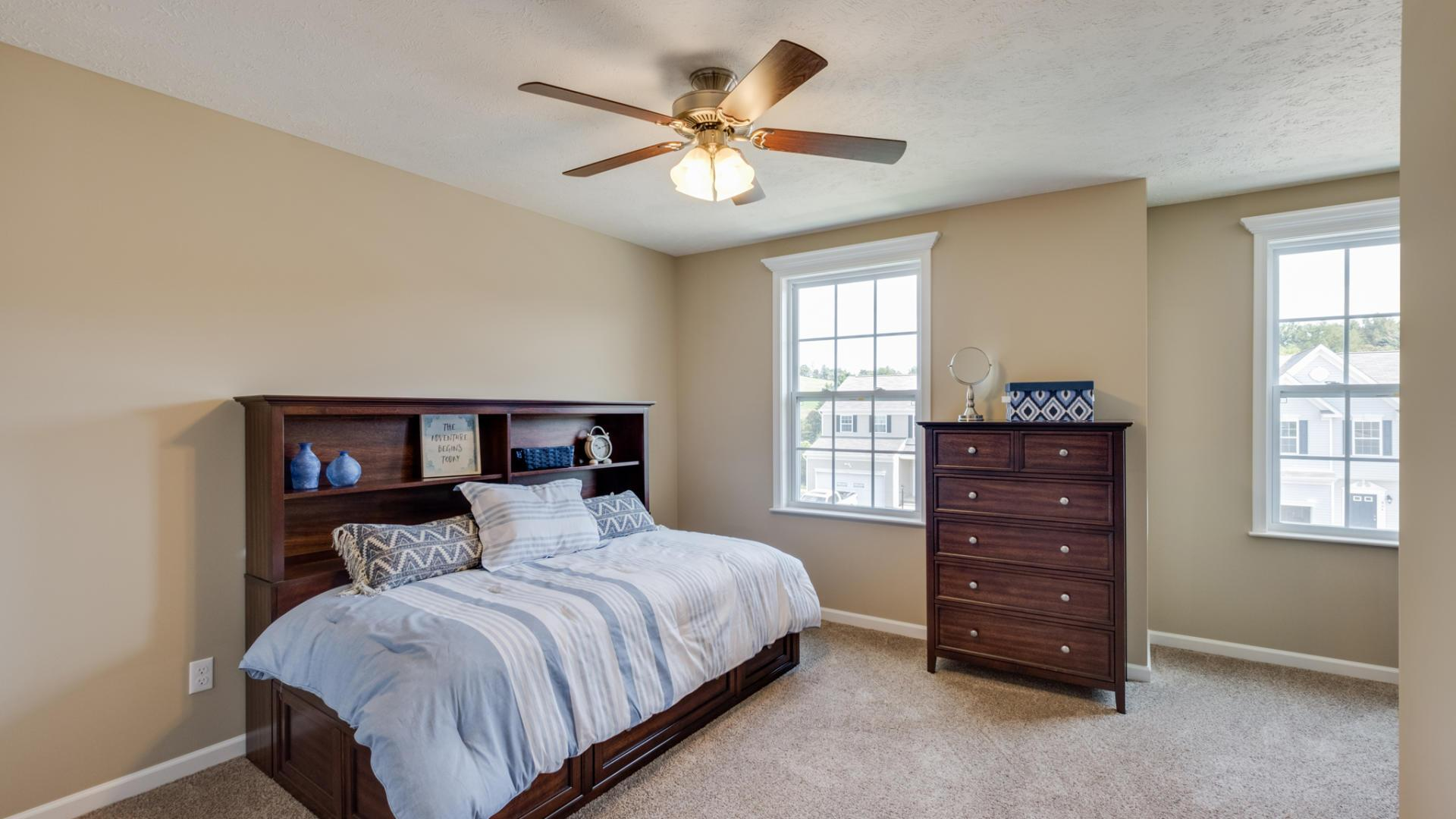 Bedroom featured in the Boston By Maronda Homes in Pittsburgh, PA