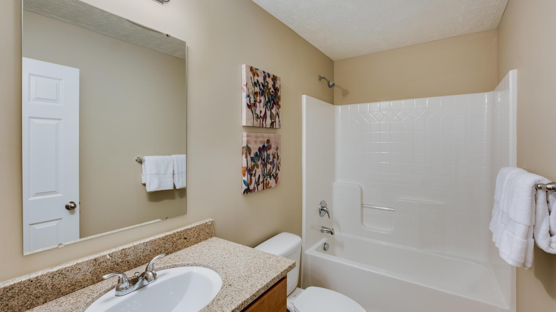 Bathroom featured in the Boston By Maronda Homes in Pittsburgh, PA