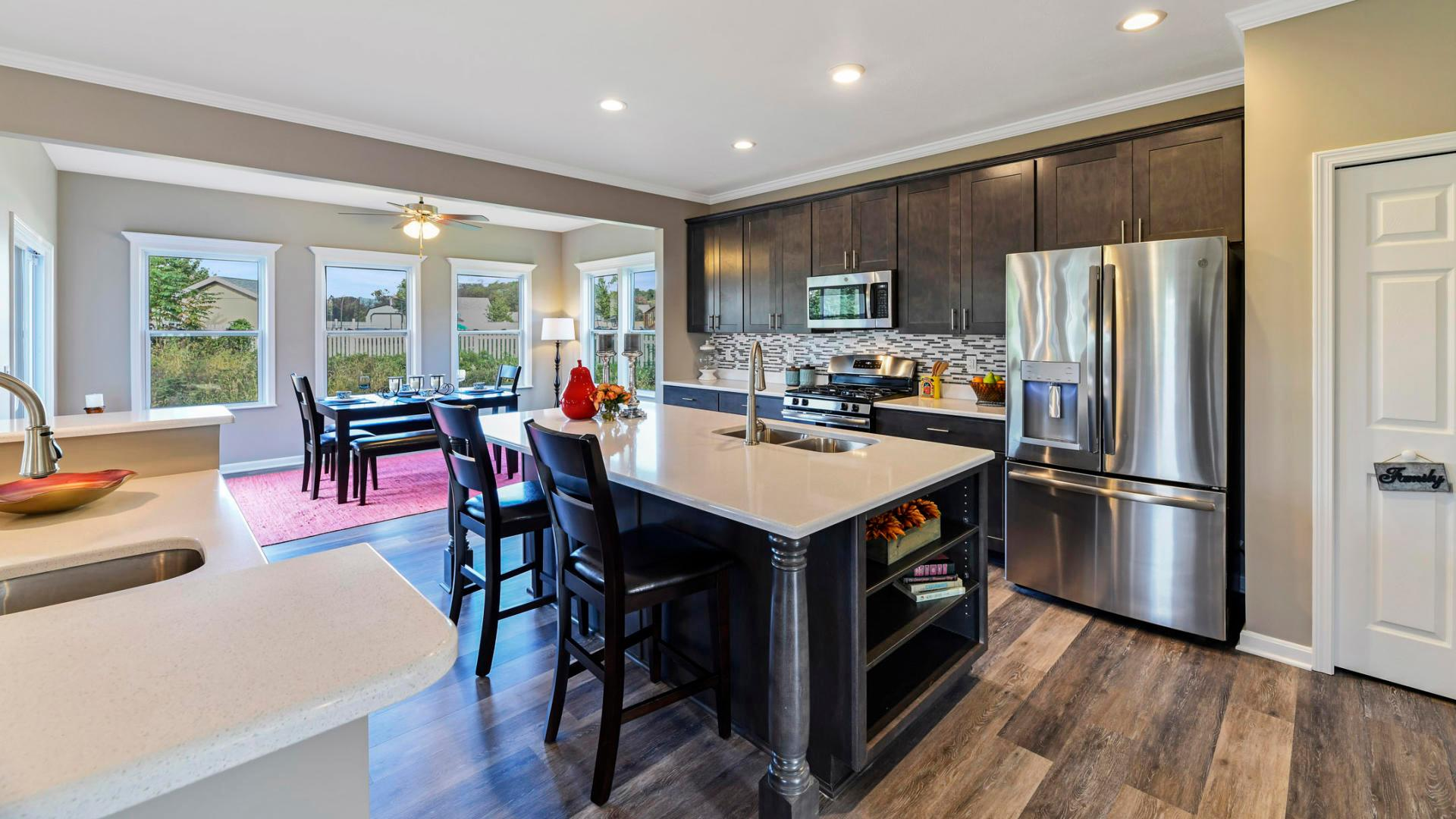 Kitchen featured in the Cheshire By Maronda Homes in Pittsburgh, PA