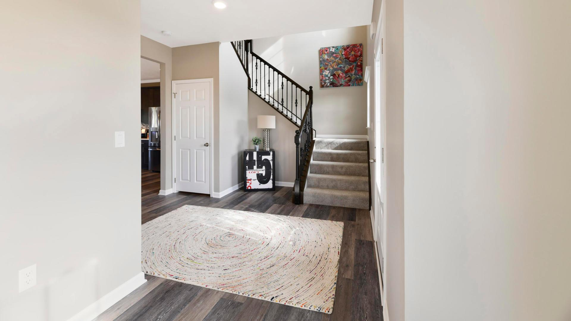 Living Area featured in the Cheshire By Maronda Homes in Pittsburgh, PA