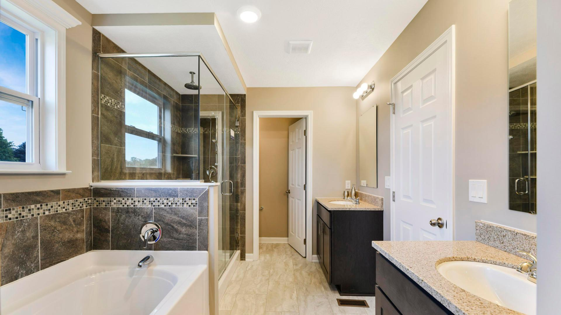 Bathroom featured in the Cheshire By Maronda Homes in Pittsburgh, PA