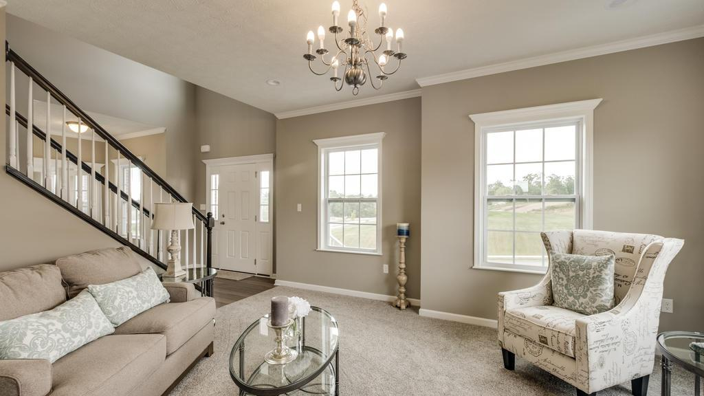 Living Area featured in the Portland By Maronda Homes in Pittsburgh, PA