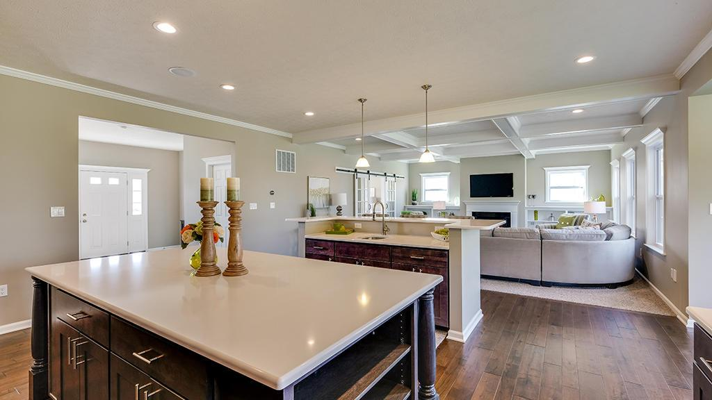 Kitchen featured in the New Haven By Maronda Homes in Pittsburgh, PA