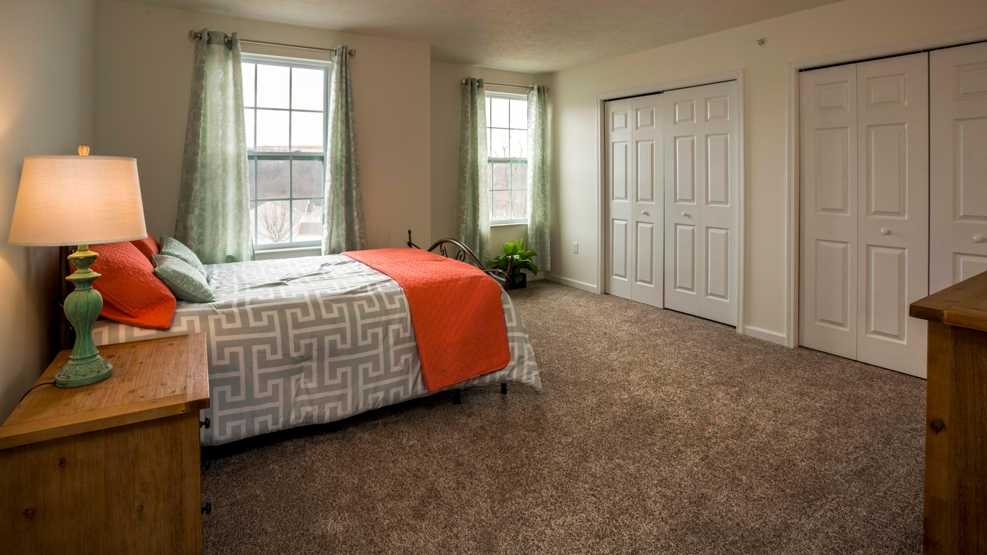Bedroom featured in the St. Albert By Maronda Homes in Pittsburgh, PA