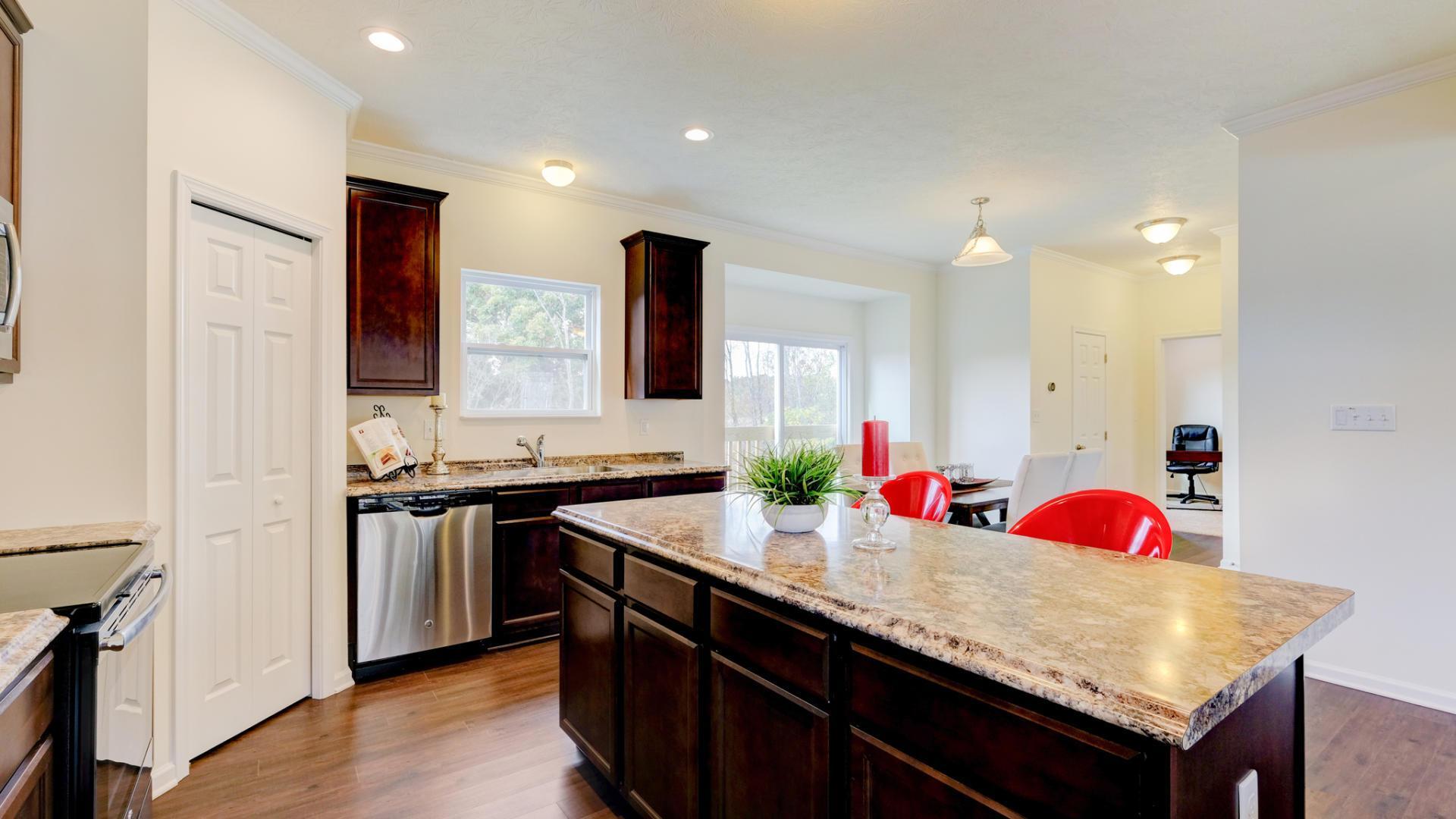 Kitchen featured in the Dallas By Maronda Homes in Cincinnati, OH