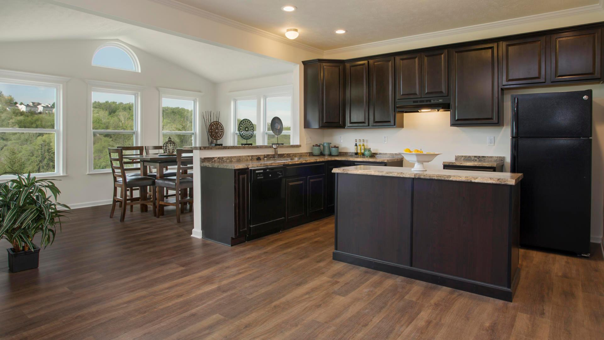 Kitchen featured in the Rockford By Maronda Homes in Columbus, OH