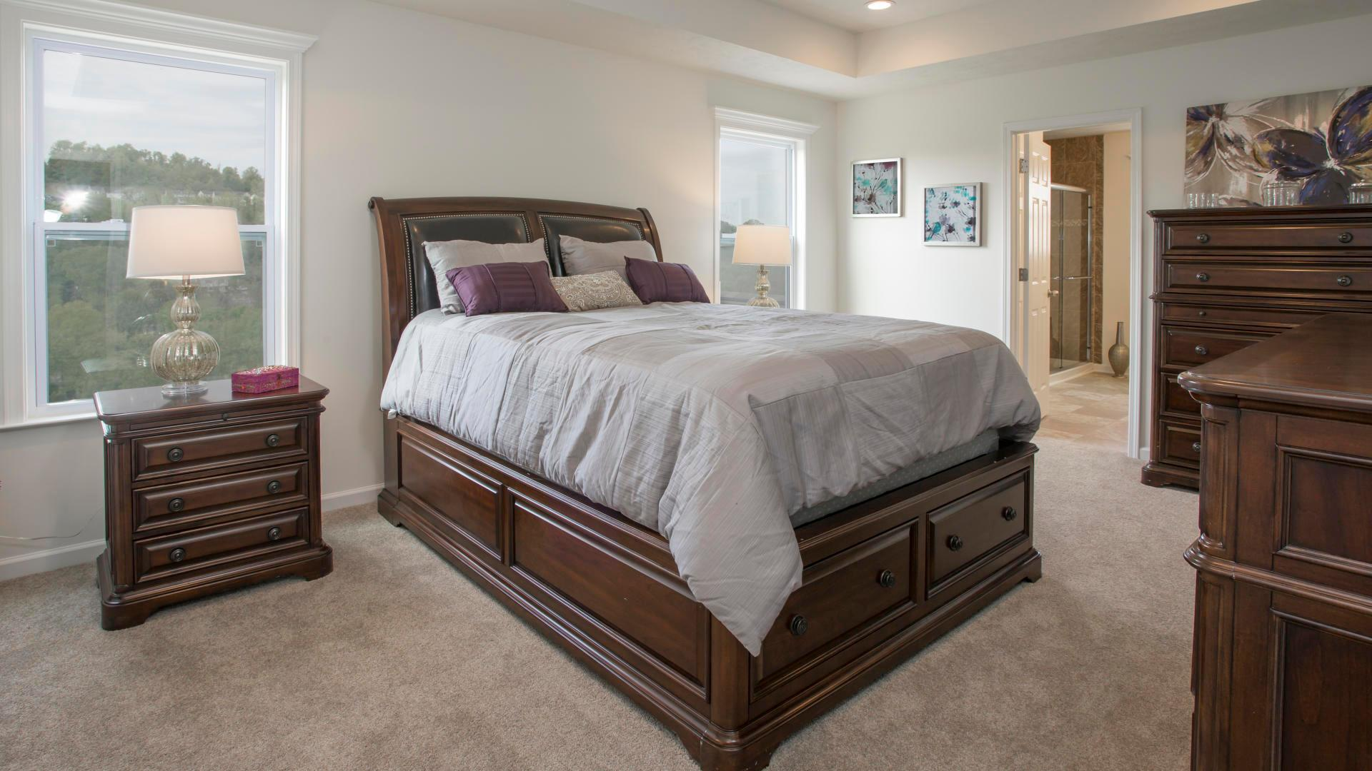 Bedroom featured in the Rockford By Maronda Homes in Columbus, OH