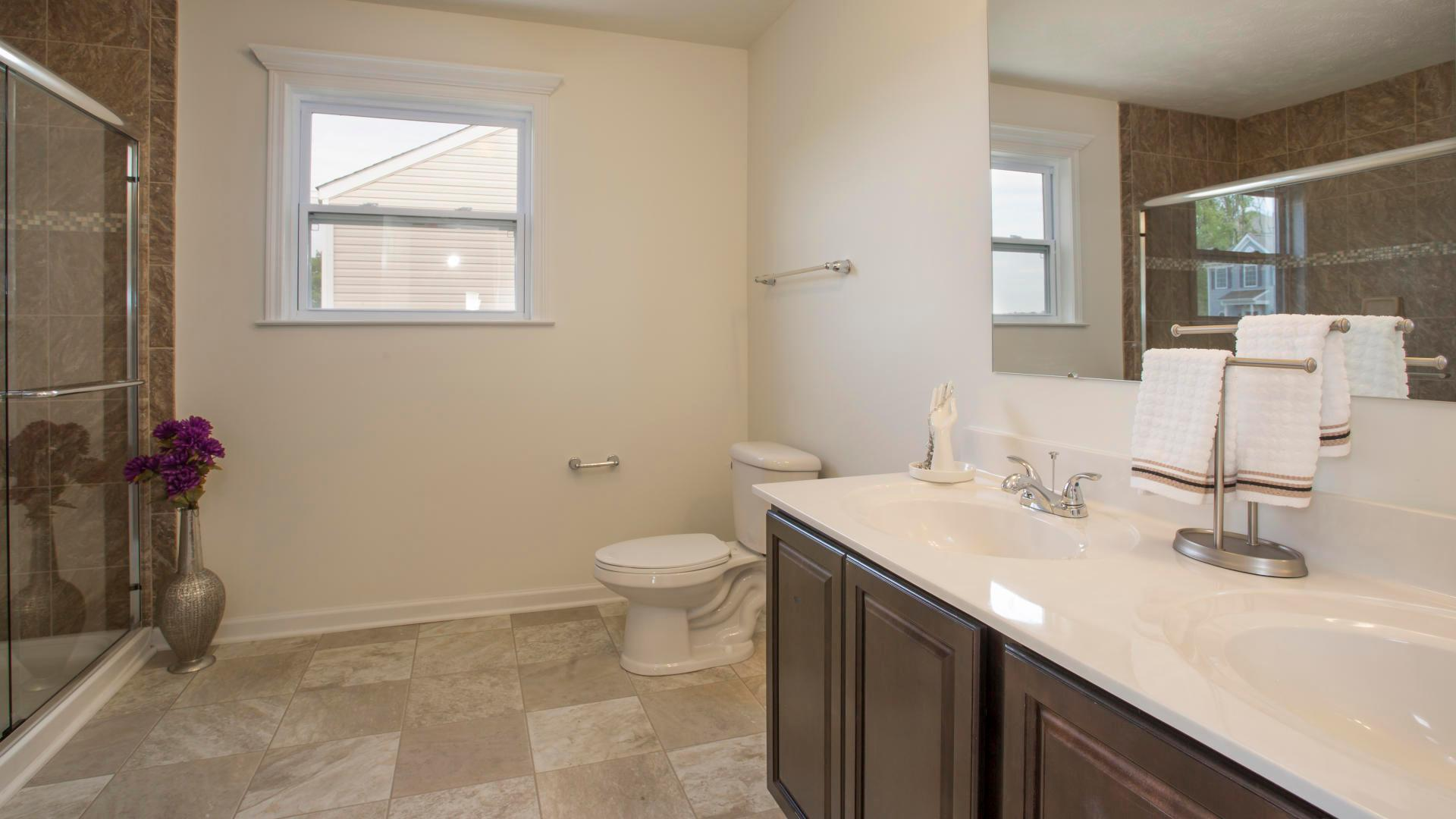 Bathroom featured in the Rockford By Maronda Homes in Columbus, OH