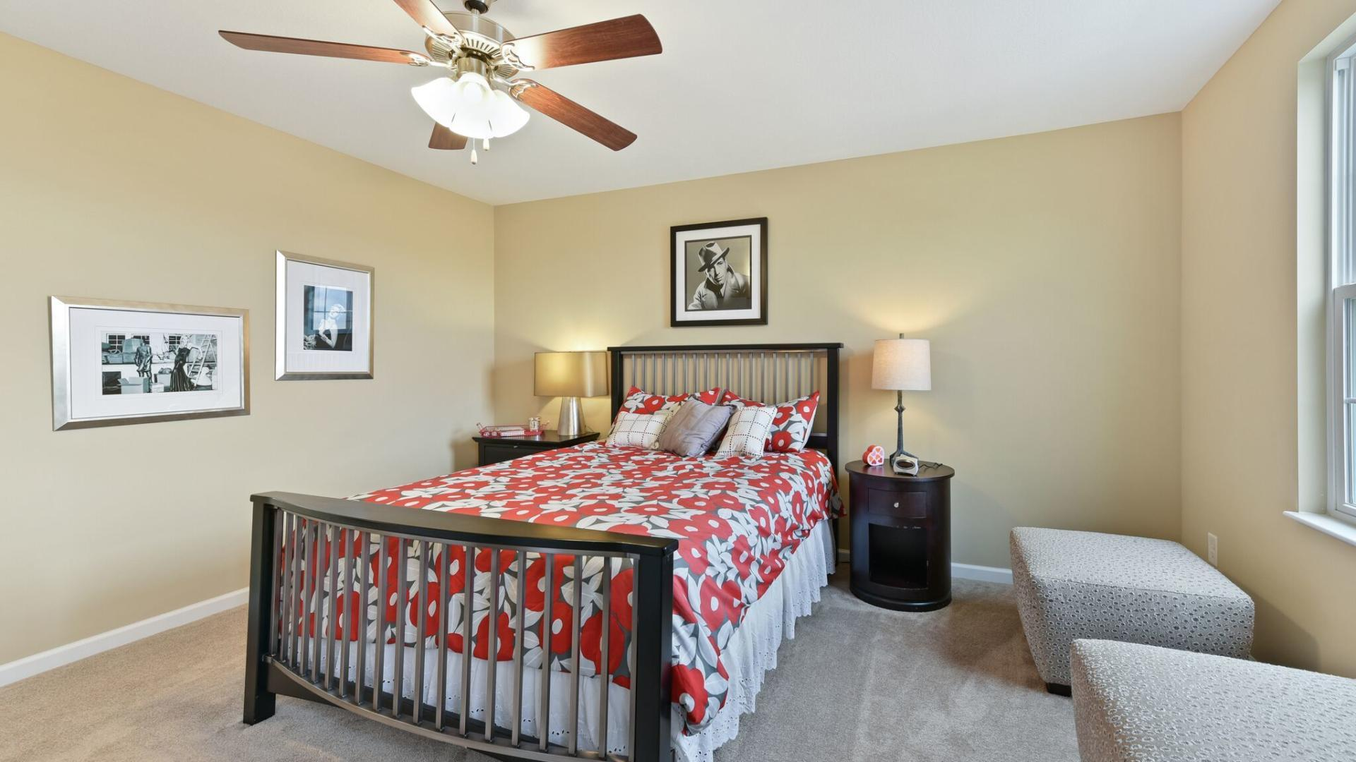 Bedroom featured in the Somerset By Maronda Homes in Columbus, OH