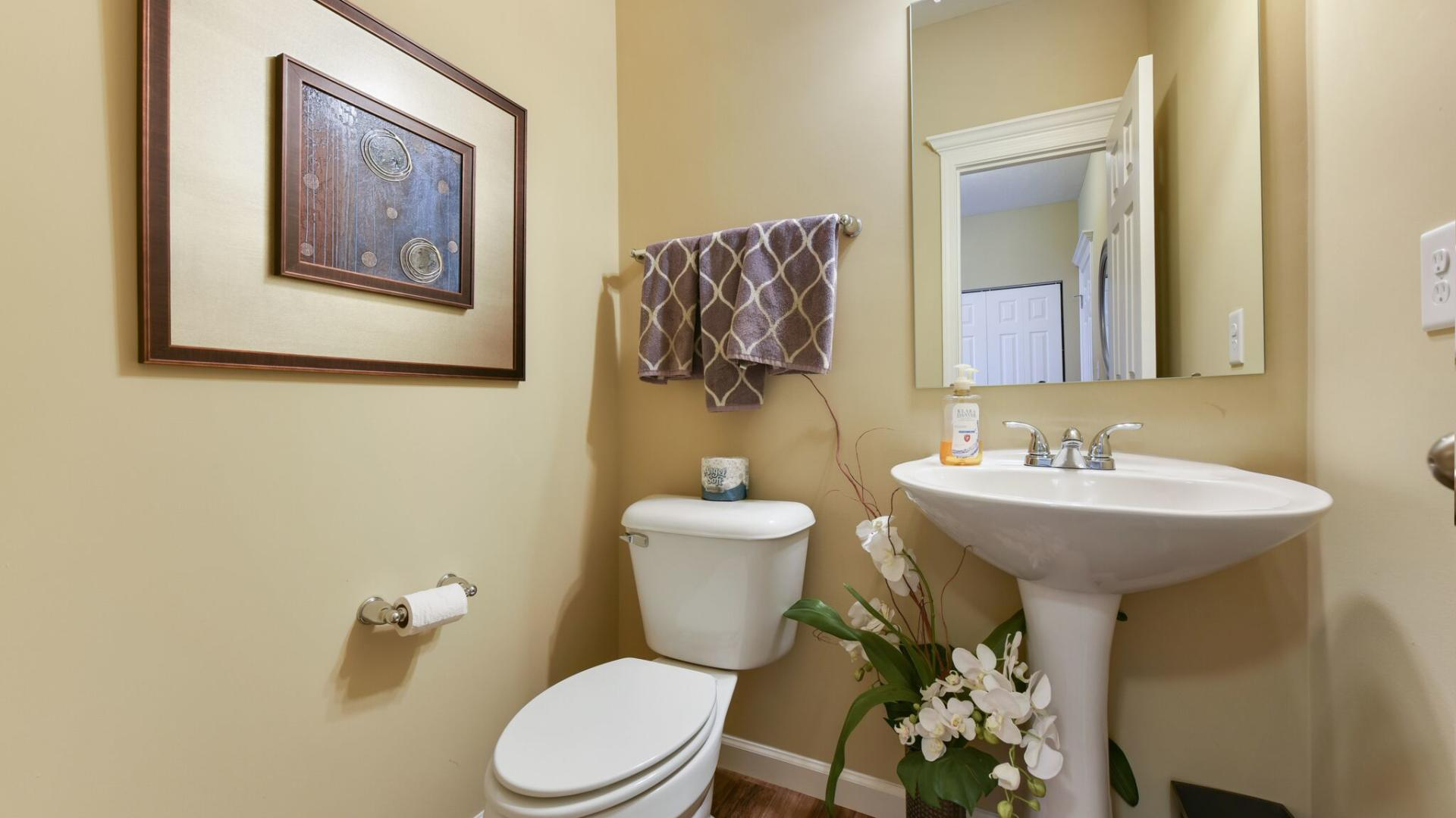 Bathroom featured in the Somerset By Maronda Homes in Columbus, OH