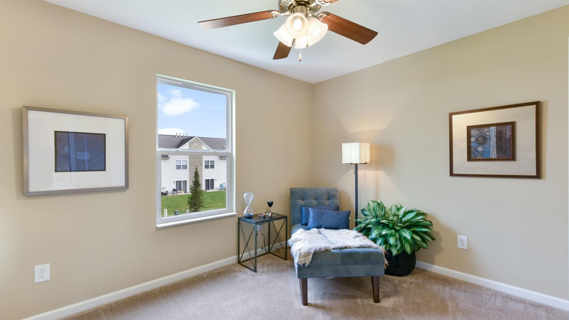 Living Area featured in the Somerset By Maronda Homes in Columbus, OH