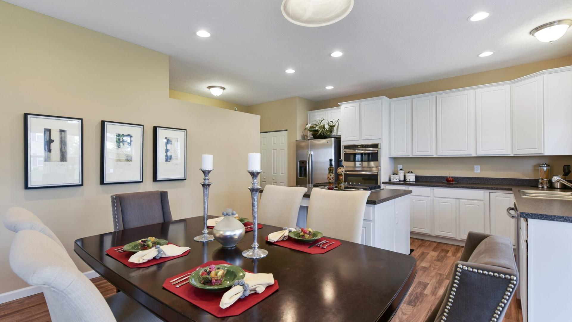 Kitchen featured in the Somerset By Maronda Homes in Cincinnati, KY