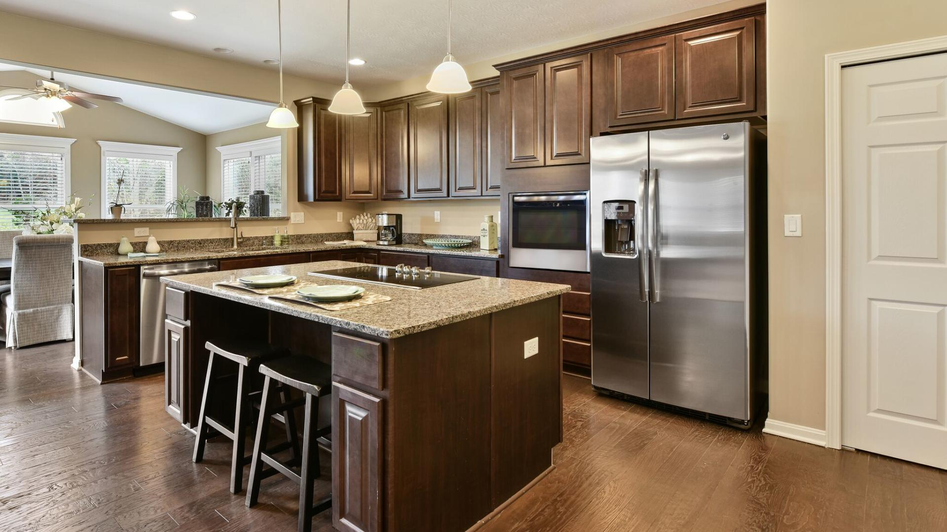 Kitchen featured in the Birmingham By Maronda Homes in Columbus, OH