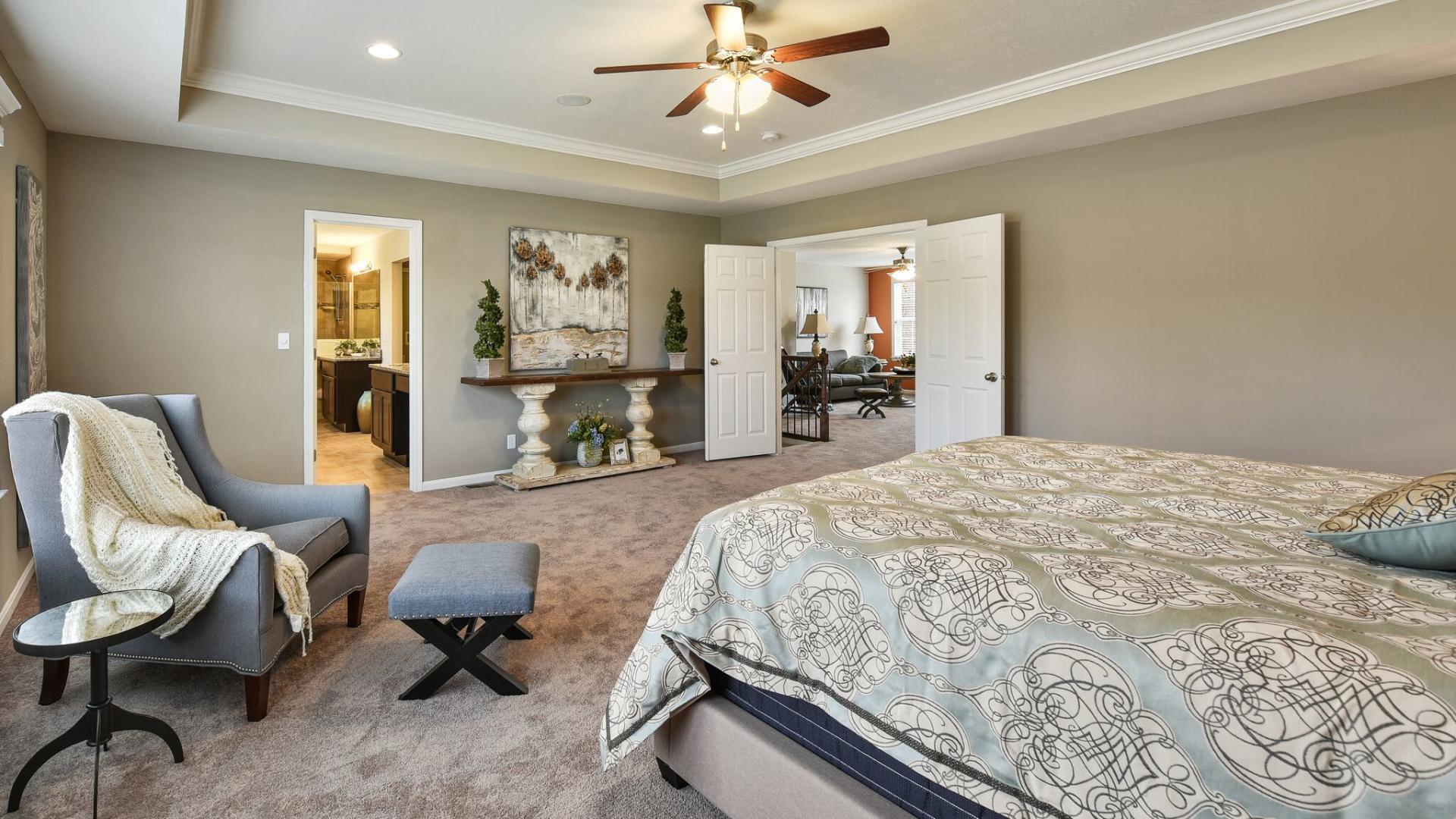 Bedroom featured in the Birmingham By Maronda Homes in Cincinnati, KY