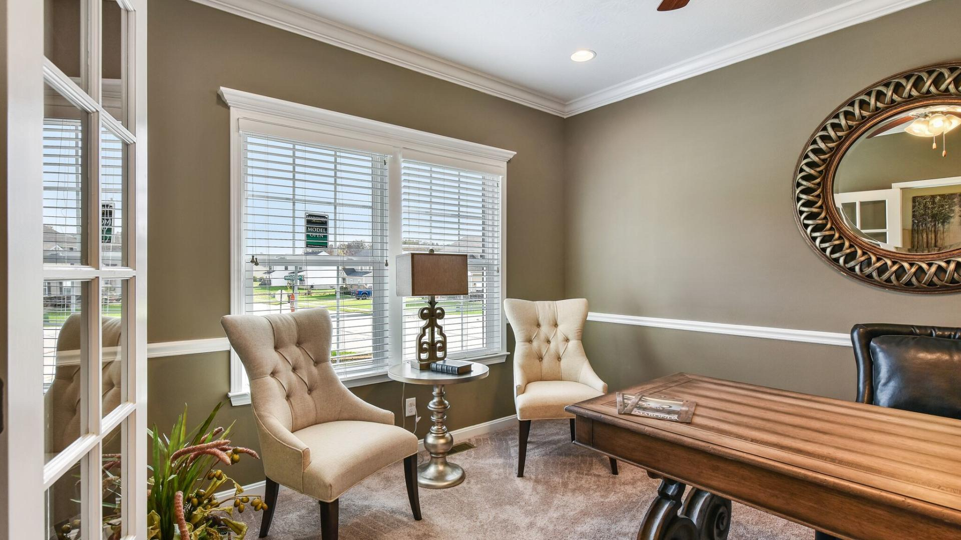 Living Area featured in the Birmingham By Maronda Homes in Columbus, OH