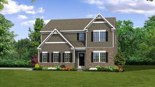 Newbury - Walker Pointe: Commercial Pt, Ohio - Maronda Homes