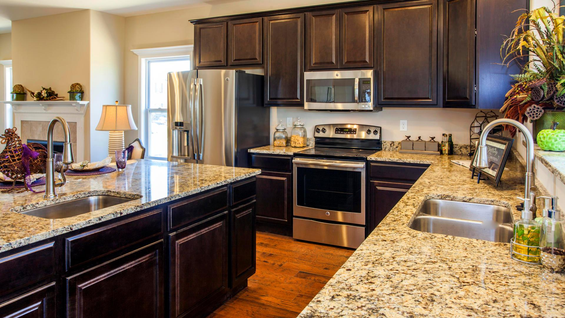 Kitchen featured in the Newbury By Maronda Homes in Columbus, OH