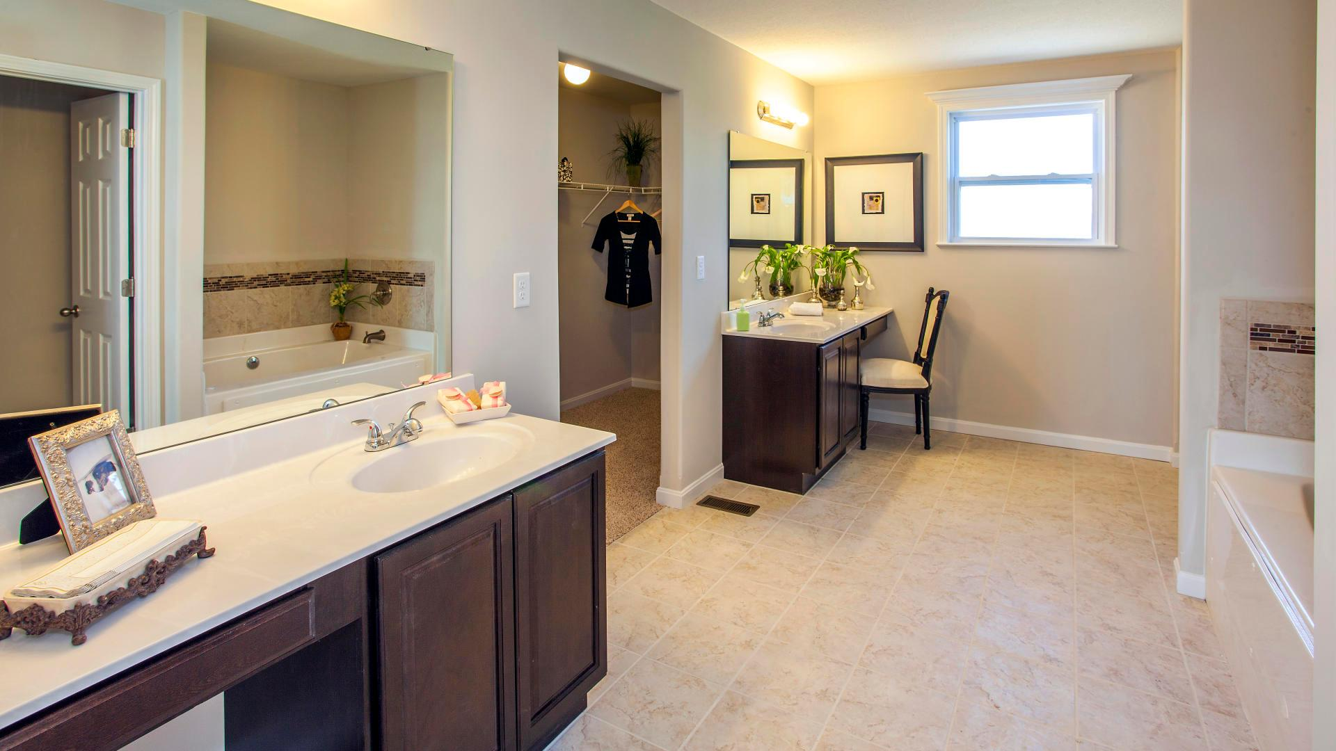Bathroom featured in the Newbury By Maronda Homes in Columbus, OH