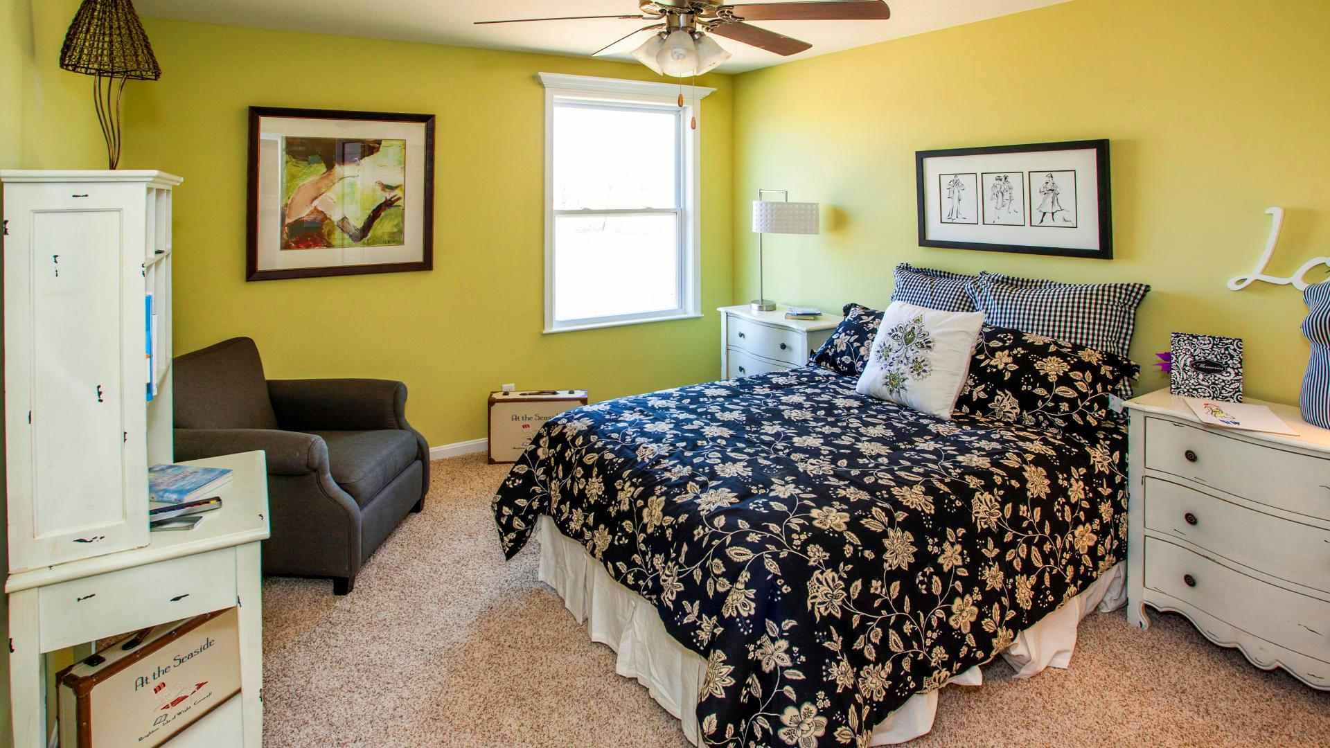 Bedroom featured in the Newbury By Maronda Homes in Columbus, OH