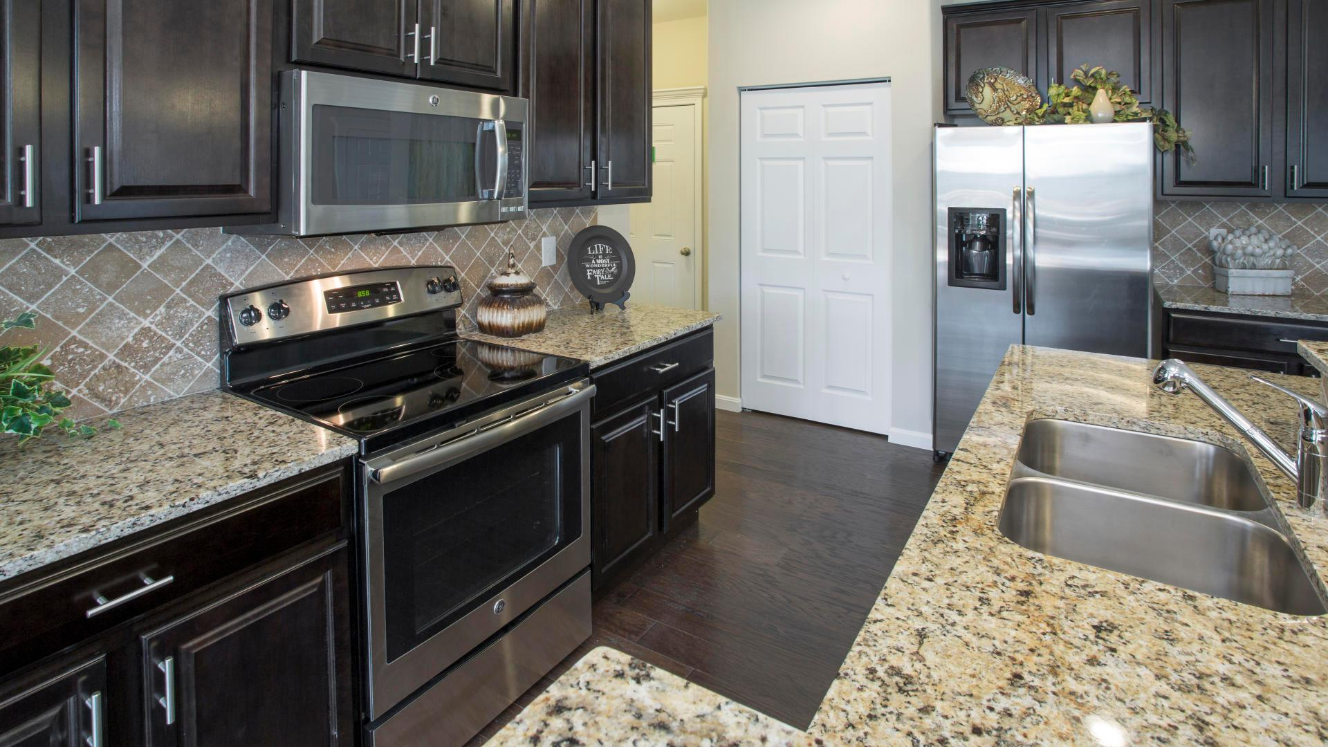 Kitchen featured in the Chatham By Maronda Homes in Columbus, OH