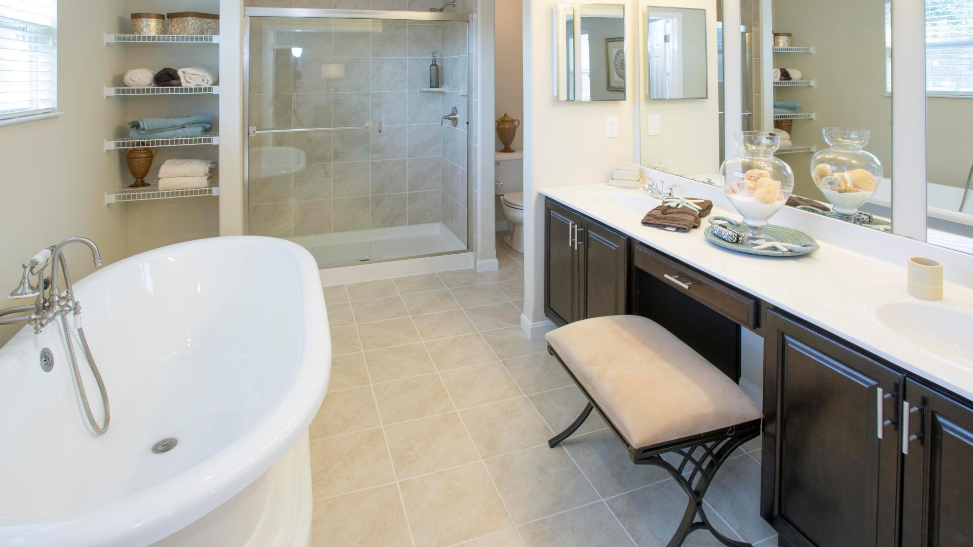 Bathroom featured in the Chatham By Maronda Homes in Columbus, OH