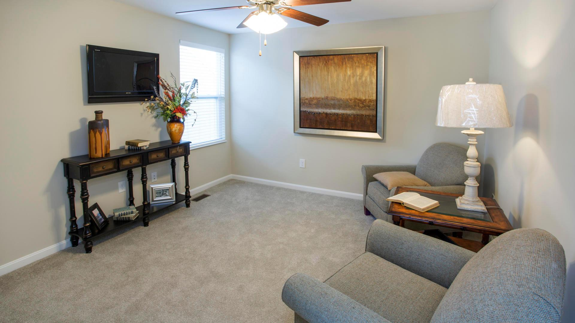 Living Area featured in the Chatham By Maronda Homes in Cincinnati, OH