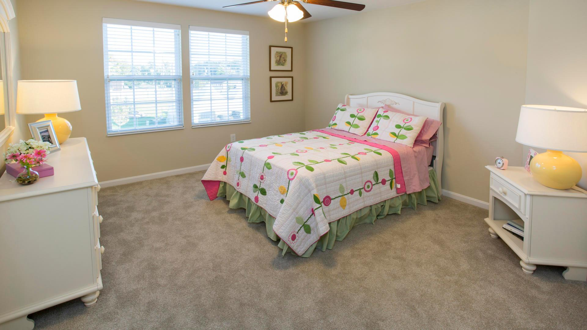 Bedroom featured in the Chatham By Maronda Homes in Cincinnati, OH
