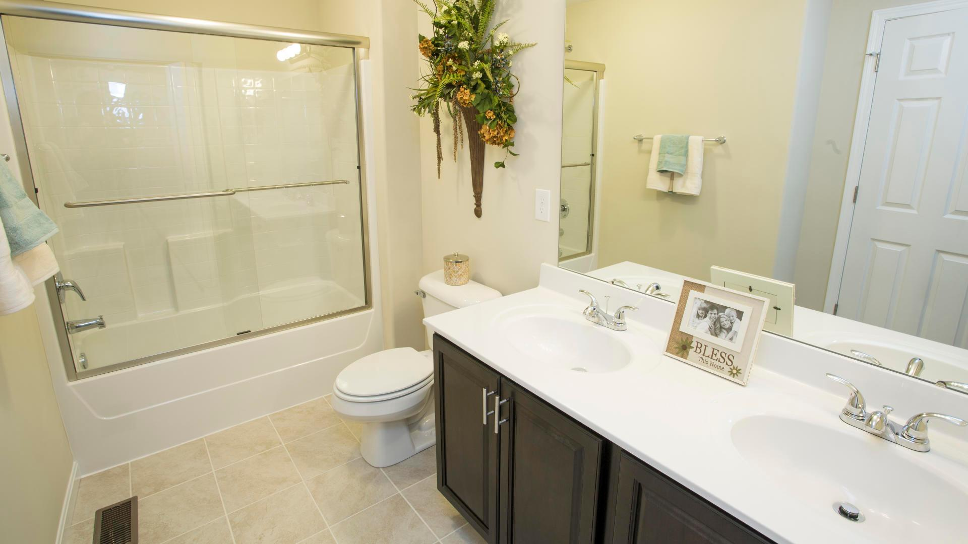 Bathroom featured in the Chatham By Maronda Homes in Cincinnati, OH