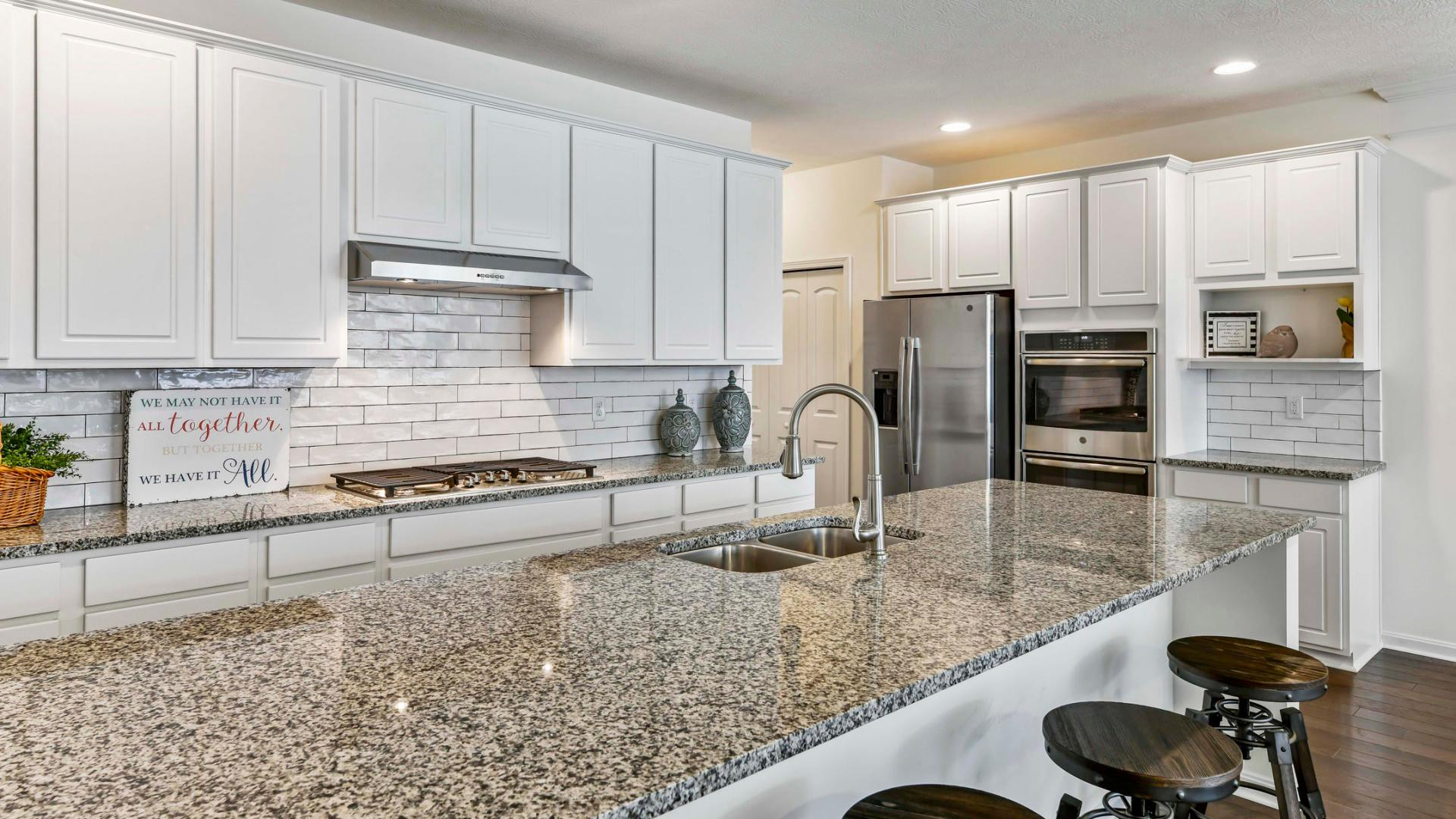 Kitchen featured in the Wilmington By Maronda Homes in Cincinnati, OH