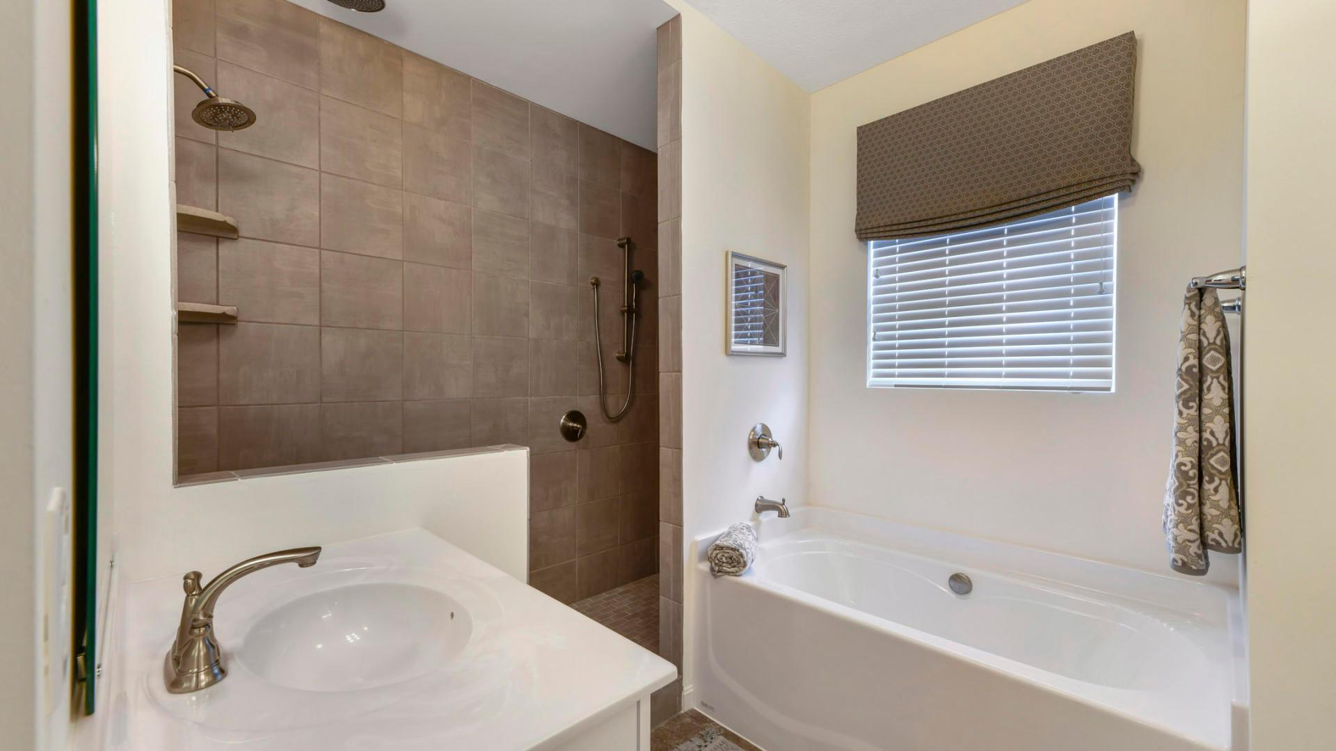 Bathroom featured in the Wilmington By Maronda Homes in Cincinnati, OH