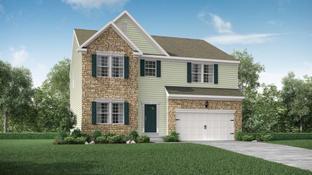 Carlisle - Ashton Crossing: Ashville, Ohio - Maronda Homes