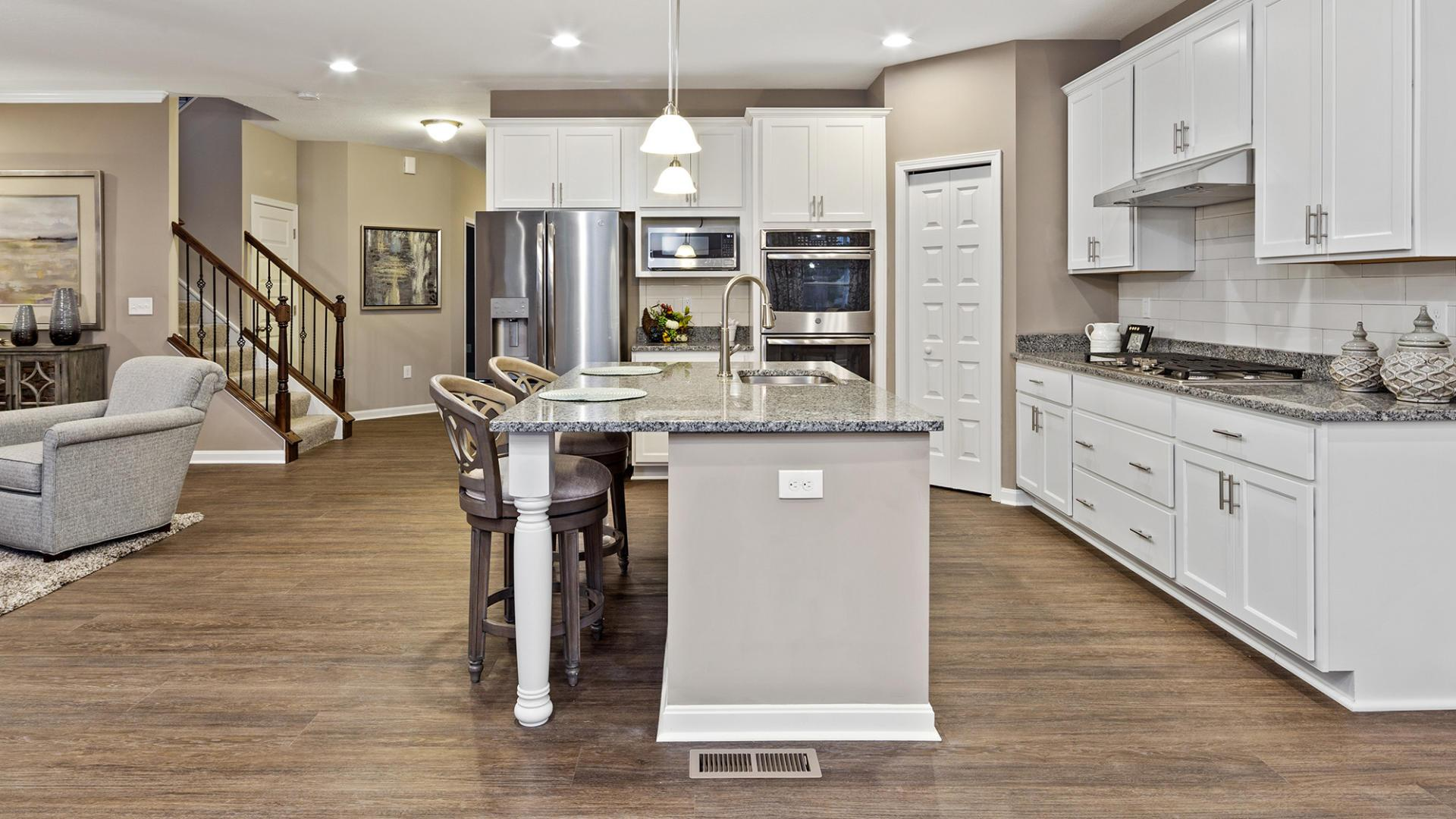 Kitchen featured in the Carlisle By Maronda Homes in Columbus, OH