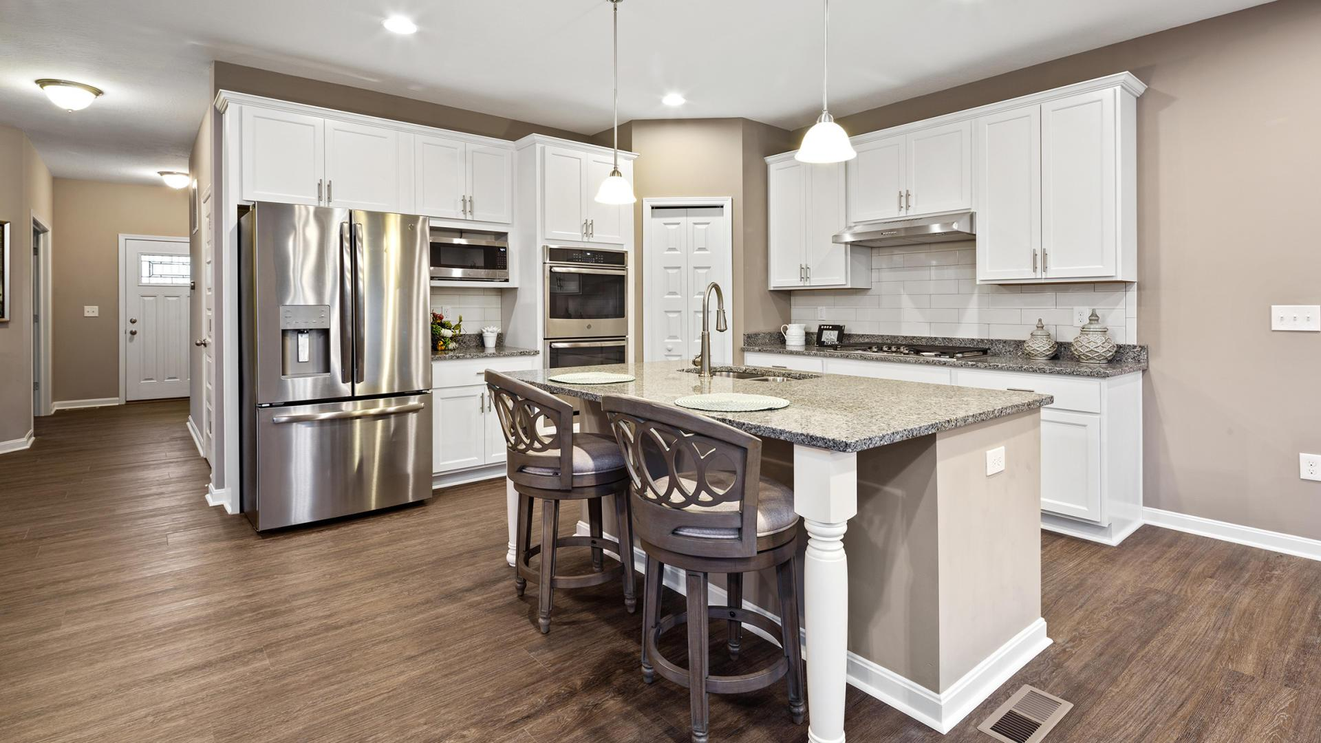 Kitchen featured in the Carlisle By Maronda Homes in Cincinnati, KY