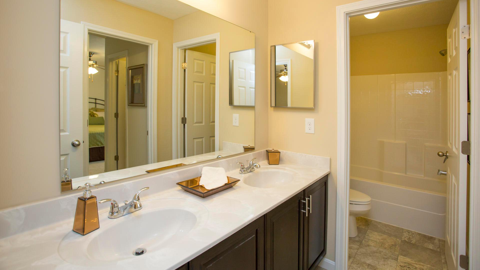 Bathroom featured in the Columbus By Maronda Homes in Columbus, OH