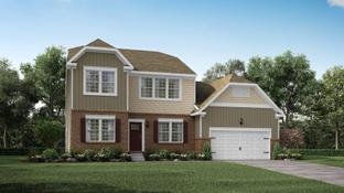 Madison - Legacy Estates: Pataskala, Ohio - Maronda Homes