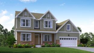 Madison - Old Harbor Estates: Lewis Center, Ohio - Maronda Homes