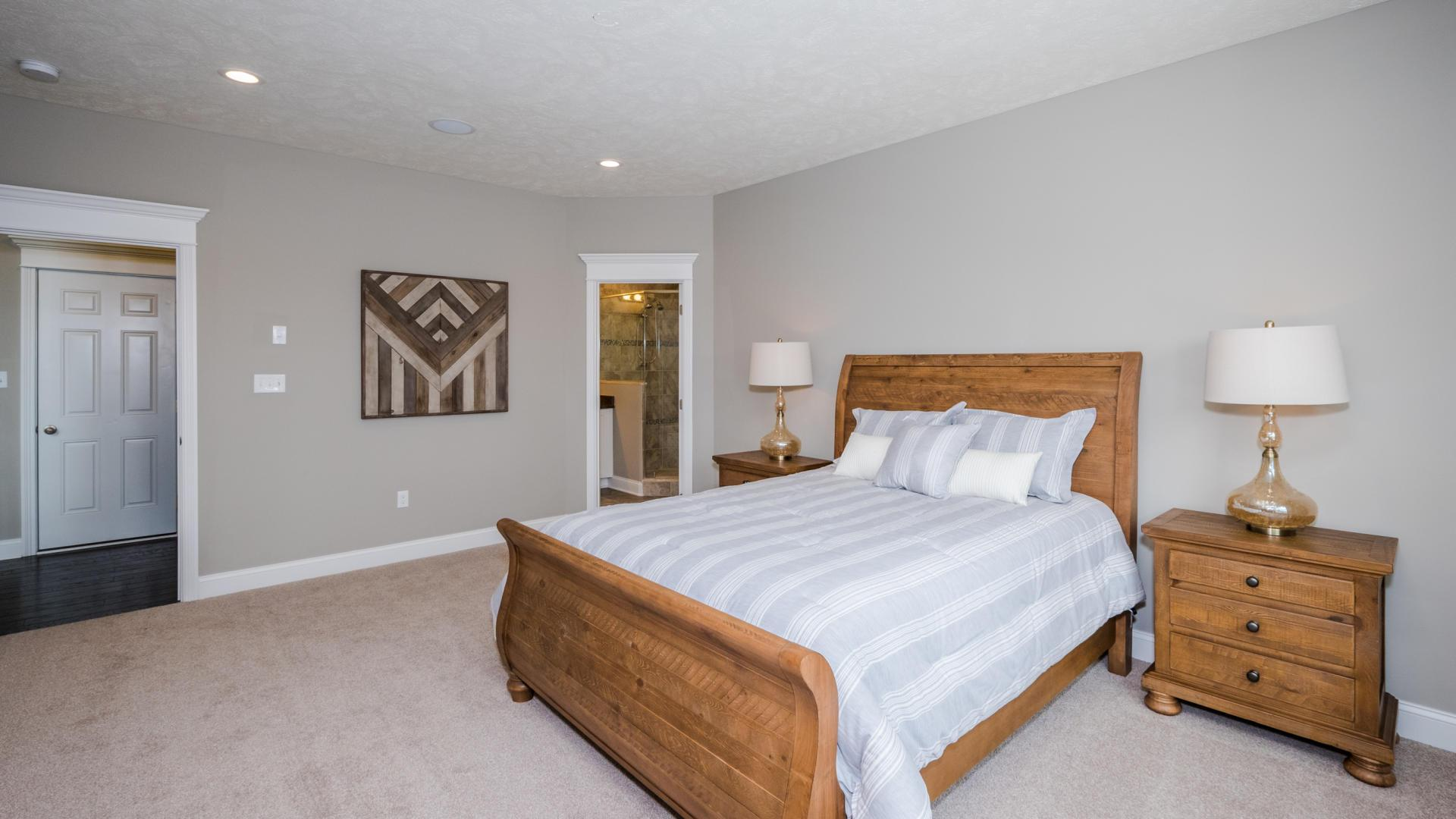Bedroom featured in the Madison By Maronda Homes in Cincinnati, OH