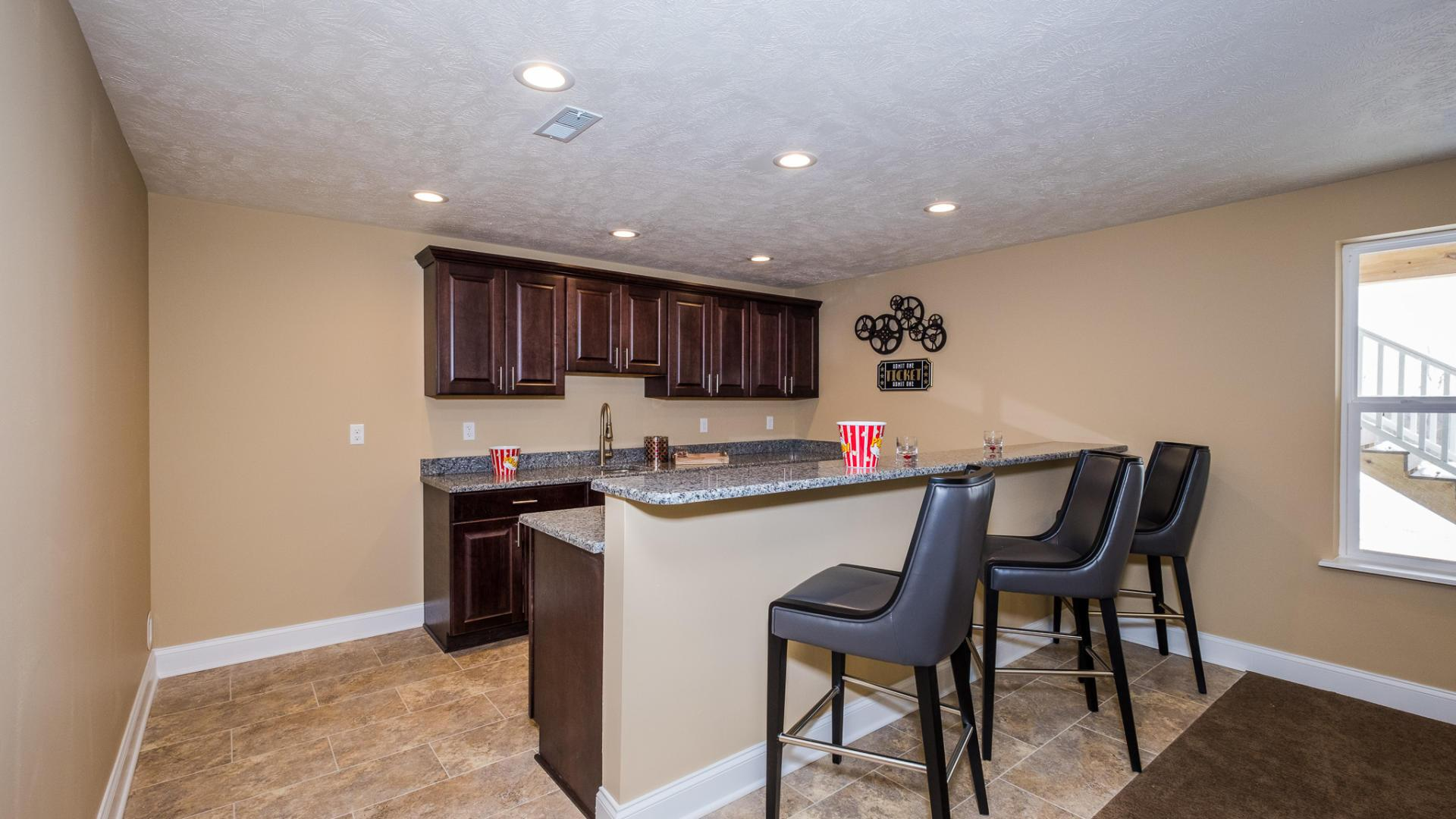 Kitchen featured in the Ford By Maronda Homes in Columbus, OH