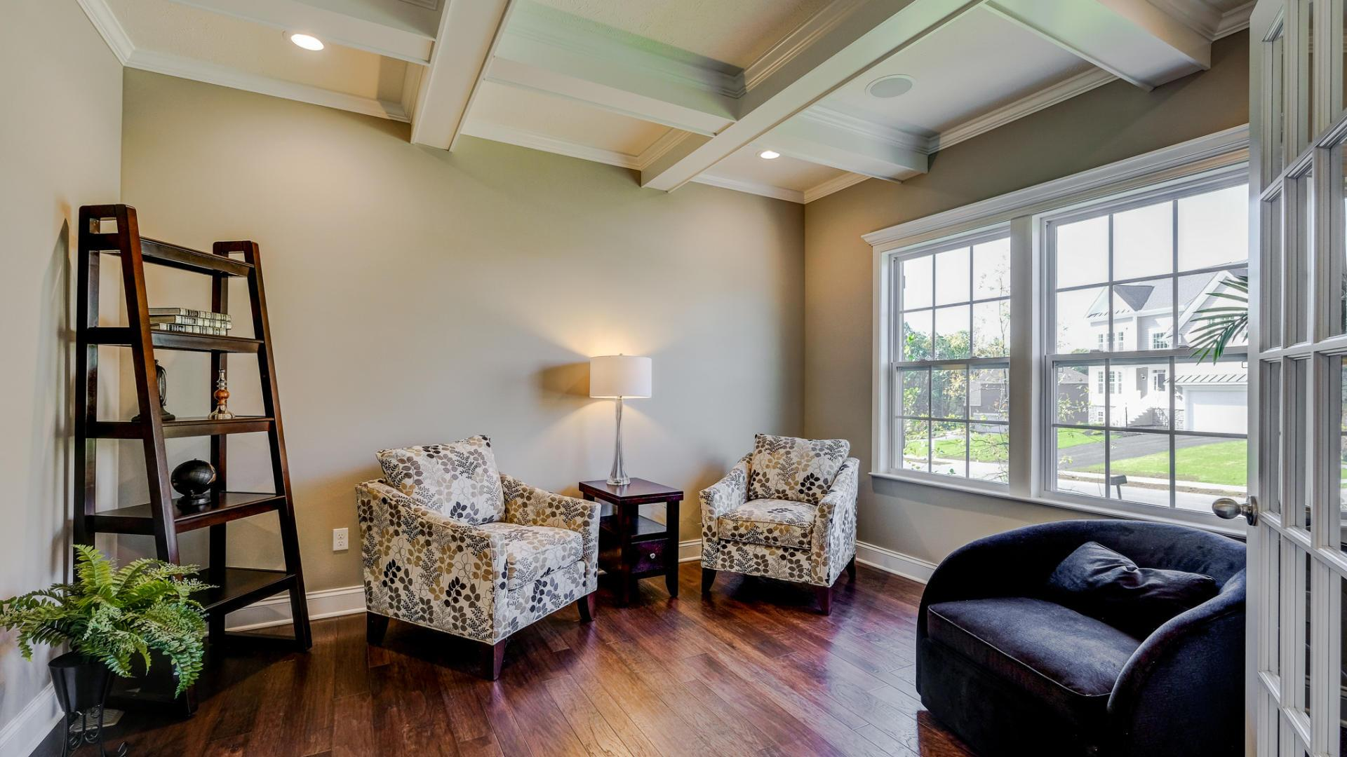 Living Area featured in the Kennedy By Maronda Homes in Columbus, OH