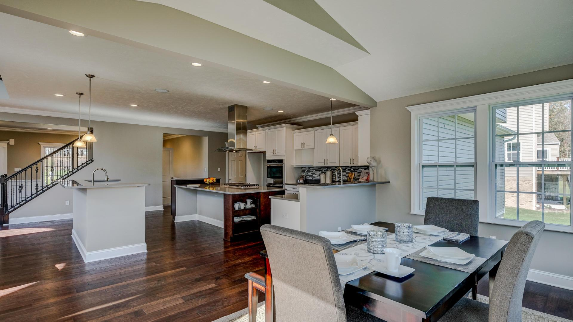 Kitchen featured in the Kennedy By Maronda Homes in Cincinnati, OH