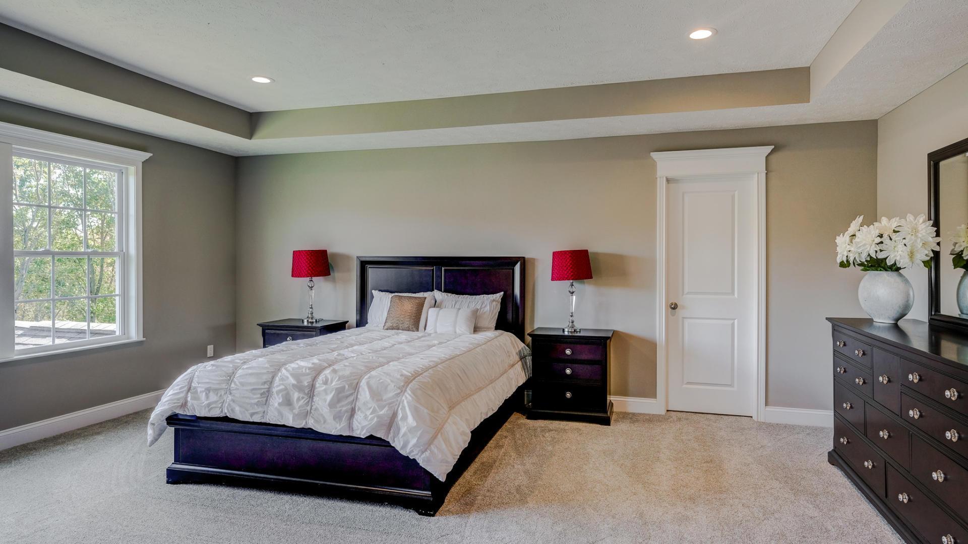 Bedroom featured in the Kennedy By Maronda Homes in Cincinnati, OH