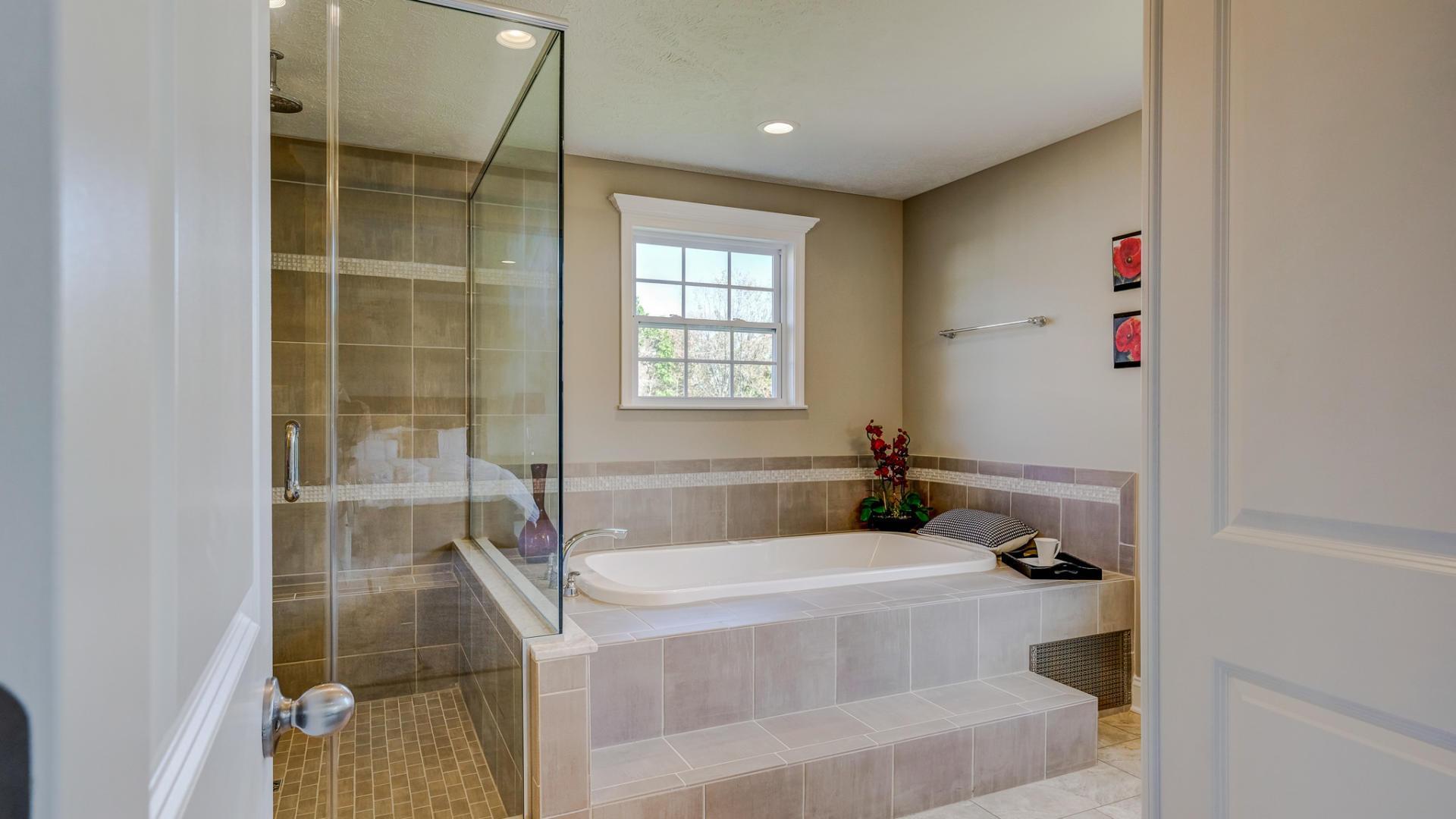 Bathroom featured in the Kennedy By Maronda Homes in Cincinnati, OH