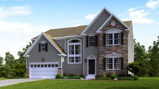 Eisenhower - Carriage Meadows: Liberty Township, Ohio - Maronda Homes