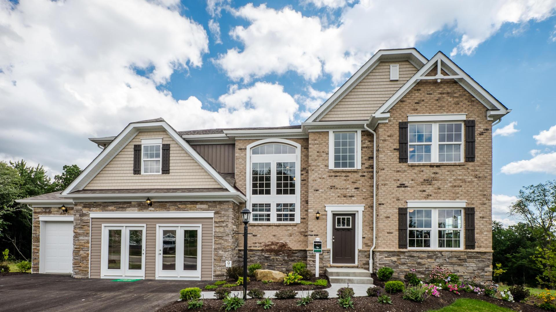 Exterior featured in the Eisenhower By Maronda Homes in Cincinnati, OH