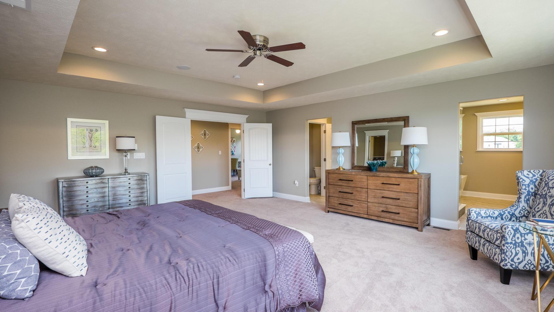 Bedroom featured in the Eisenhower By Maronda Homes in Cincinnati, OH