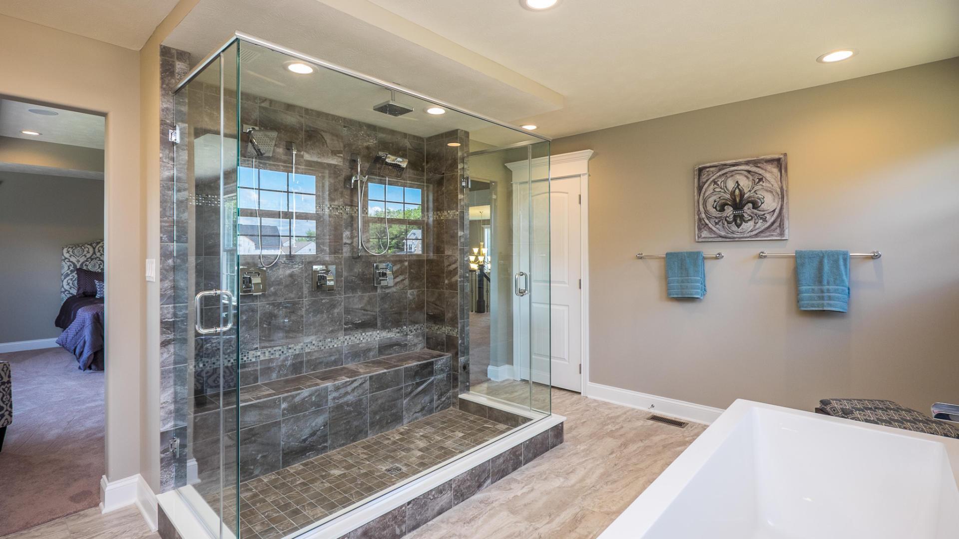 Bathroom featured in the Eisenhower By Maronda Homes in Cincinnati, OH