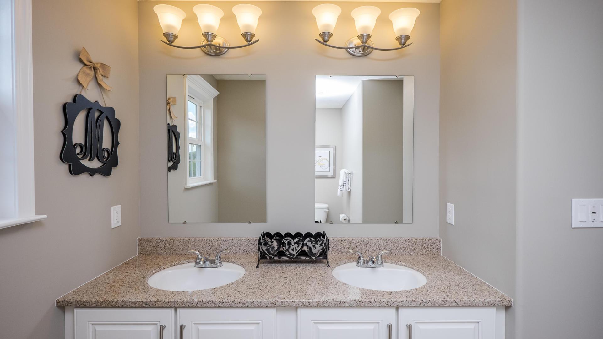 Bathroom featured in the Eisenhower By Maronda Homes in Cincinnati, KY